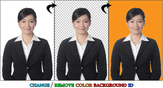 how to make id picture in photoshop
